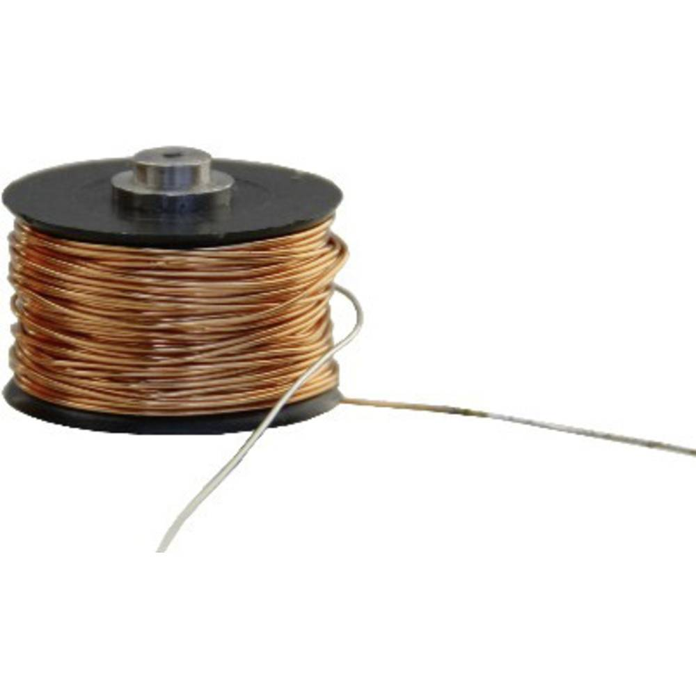 Lakirana bakrena žica zunanji premer (vklj. izolacijski lak)=0.33 mm 10 m BELI-BECO