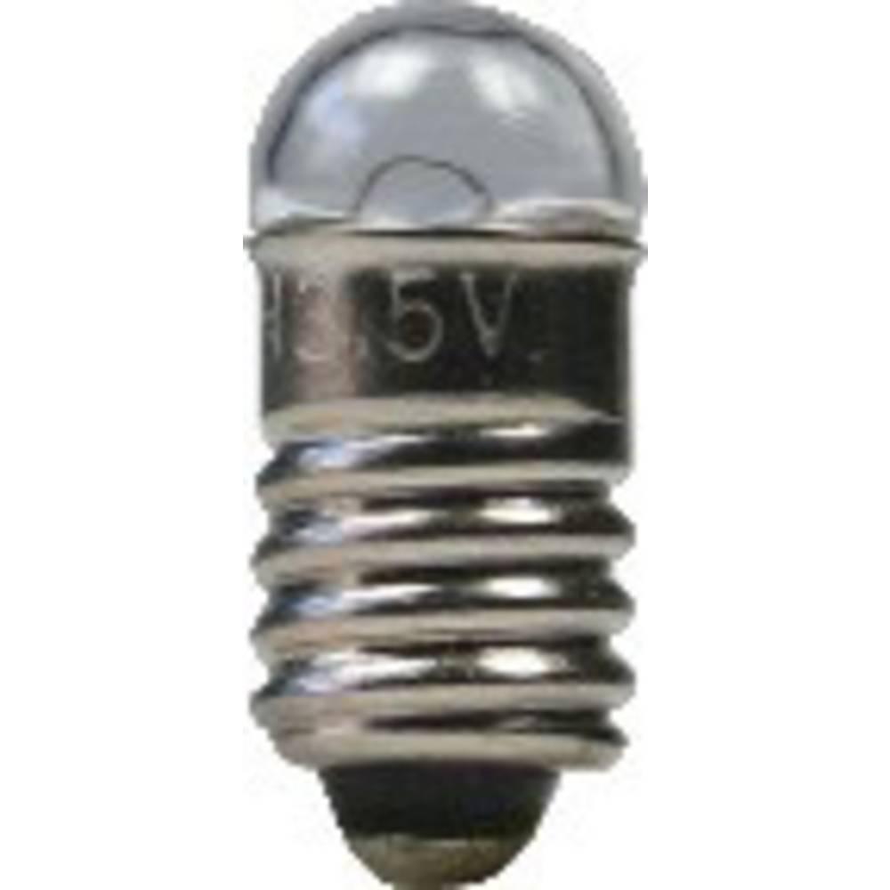 Žarnica 0.7 W podnožje=E5.5 200 mA 3.5 V čista BELI-BECO vsebina: 1 kos