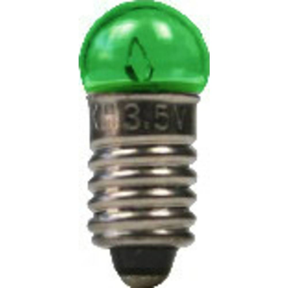 Žaruljica 1.14 W podnožje=E5.5 60 mA 19 V zelena BELI-BECO sadržaj: 1 kom.