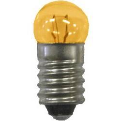 Žaruljica 19 V 1.9 W 100 mA podnožak= E10 žuta BELI-BECO sadržaj: 1 kom.