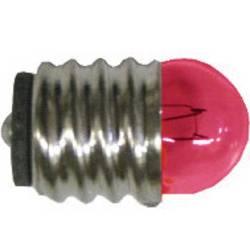 Žaruljica 19 V 1.14 W 60 mA podnožak= E10 crvena BELI-BECO sadržaj: 1 kom.