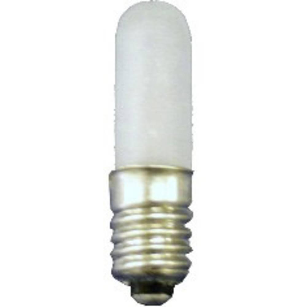 Žaruljica 1.14 W podnožje=E5.5 60 mA 19 V Matt BELI-BECO sadržaj: 1 kom.