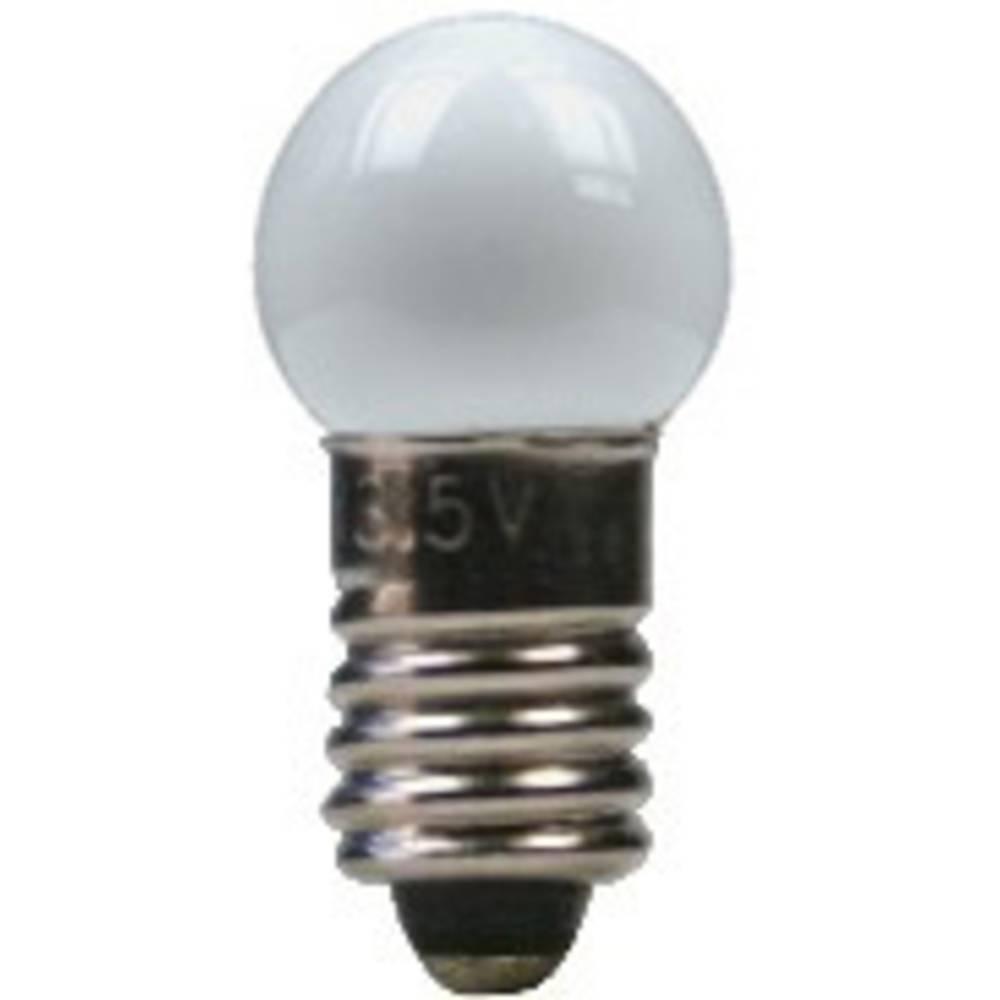 Žaruljica 1.14 W podnožje=E5.5 60 mA 19 V bijela BELI-BECO sadržaj: 1 kom.