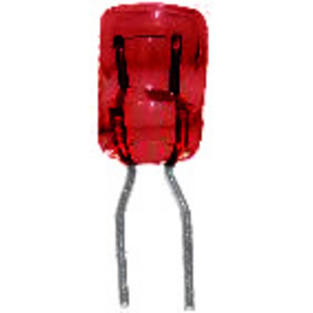 Vtične svetilke 5 V 0.15 W vtičnice primerne za BiPin rdeče barve BELI-BECO vsebuje: 1 kos