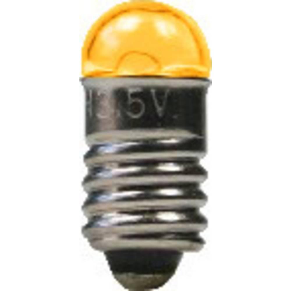 Žarnica 0.96 W podnožje=E5.5 40 mA 24 V rumena BELI-BECO vsebina: 1 kos