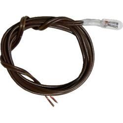 Priključni kabel 4.5 V 0.9 W prozoren BELI-BECO vsebuje: 1 kos