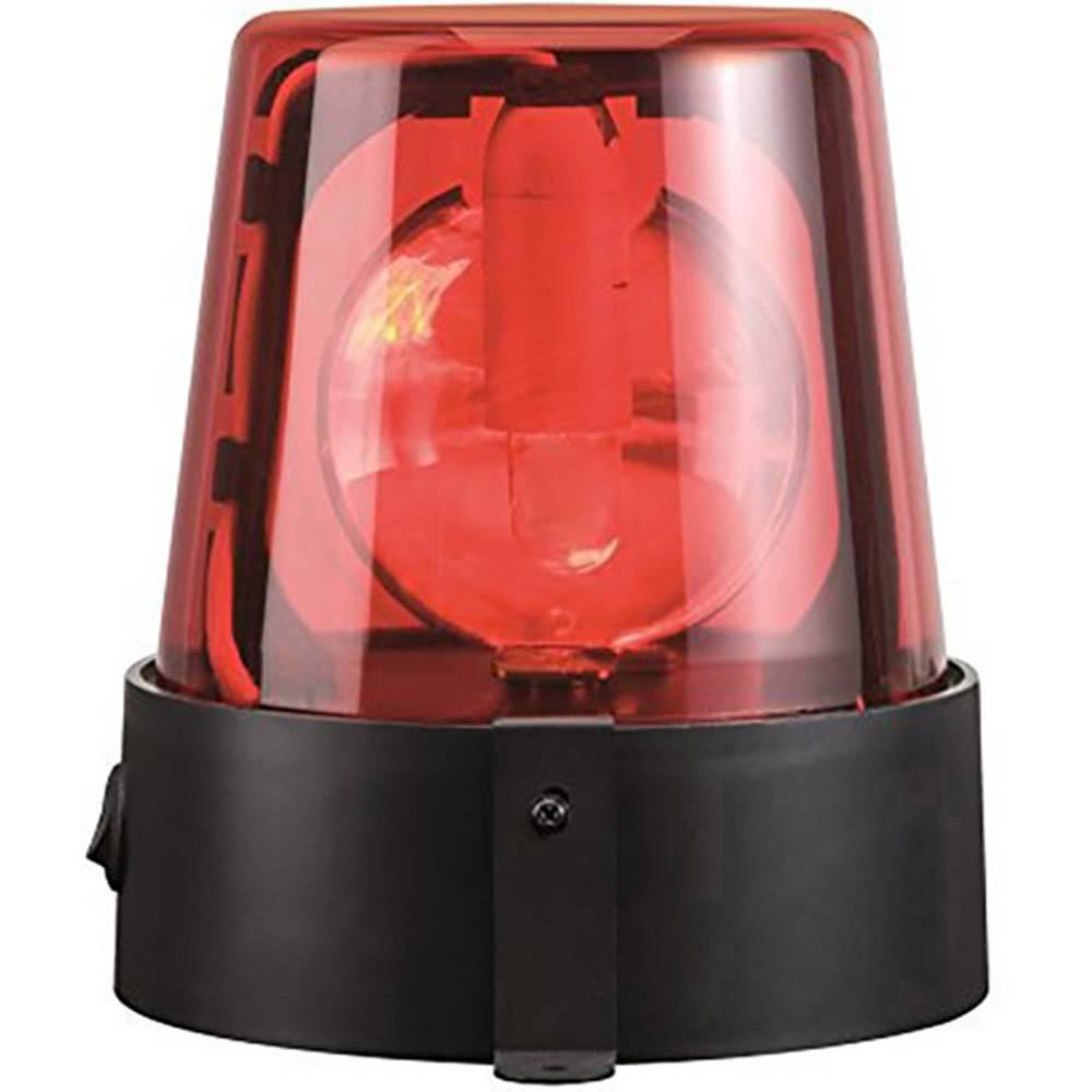 LED policijska luč, rdeča 1 x1 W