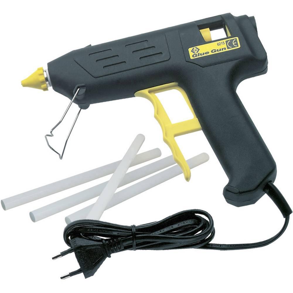 C.K. Pištola za vroče lepljenje Vklj. oprema 11 mm 80 W