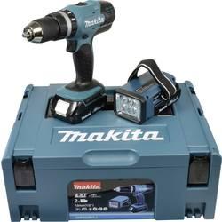 Makita DHP453RYLJ akumulatorski udarni vrtalni vijačnik 18 V 1.5 Ah Li-Ion vklj. 2. akumulatorja, vklj. kovček