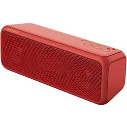 Bluetooth-högtalare Sony SRS-XB3 NFC, Stänkvattenskyddad Röd