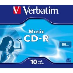 CD-R u kutiji 43365 Verbatim 10 kom.