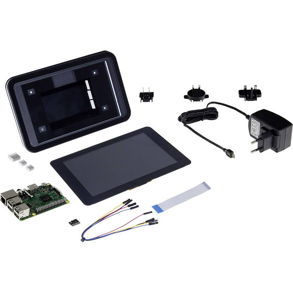 Raspberry Pi® 3 Model B začetni komplet R3-TKS Raspberry Pi® 3 Model B