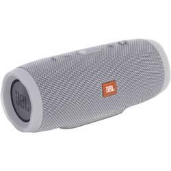 Bluetooth® zvočnik JBL Harman Charge 3 s funkcijo prostoročno govorjenje, odporen na špricano vodo siva