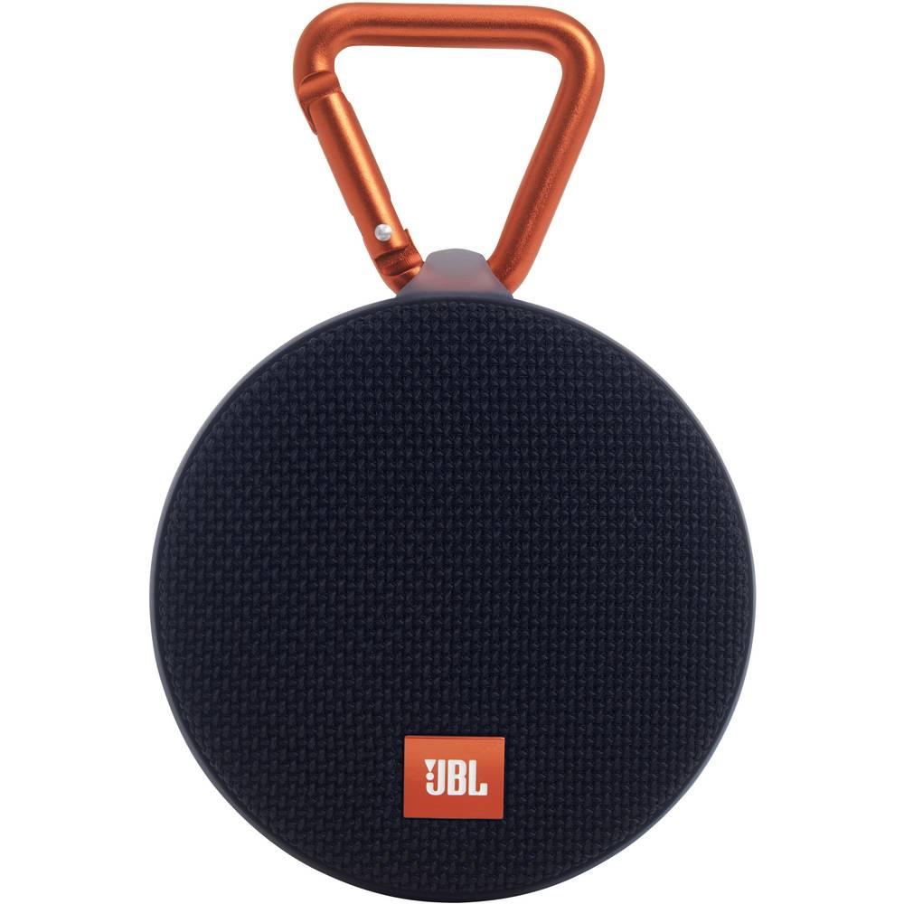 Bluetooth® zvočnik JBL Harman Clip 2 s funkcijo prostoročno govorjenje, odporen na špricano vodo črna