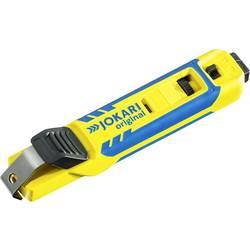 Nož za skidanje izolacije, pogodan za okrugli kabel, kabel za vlažne prostorije 8 do 28 mm Jokari System 4-70 70000