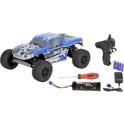 RC-modelbil Monstertruck 1:10 ECX AMP Brushed Elektronik 2WD Byggesæt