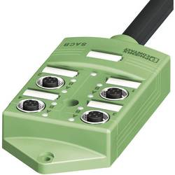 Sensorska/aktivatorska kutija pasivna M12 razdjelnik s metalnim navojem SACB-4/ 4-L- 5,0PUR SCO 1517084 Phoenix Contact 1 ST