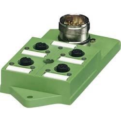 Sensorska/aktivatorska kutija pasivna M12 razdjelnik s plastičnim navojem SACB-4/ 4-L-M23 1692404 Phoenix Contact 1 ST