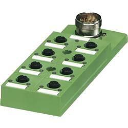 Sensorska/aktivatorska kutija pasivna M12 razdjelnik s plastičnim navojem SACB-6/12-L-M23 1692433 Phoenix Contact 1 ST