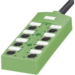 Sensorska/aktivatorska kutija pasivna M12 razdjelnik s metalnim navojem SACB-8/ 8-L-5,0PUR SCO 1517165 Phoenix Contact 1 ST