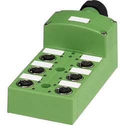 Sensorska/aktivatorska kutija pasivna M12 razdjelnik s metalnim navojem SACB-6/ 6-L-C SCO 1516807 Phoenix Contact 1 ST