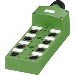 Sensorska/aktivatorska kutija pasivna M12 razdjelnik s metalnim navojem SACB-8/16-L-C SCO 1516836 Phoenix Contact 1 ST