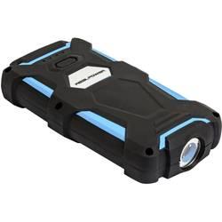 Powerbank RealPower PB-9000 Outdoor Litium 9000 mAh Sort/blå
