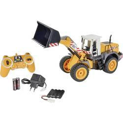 Carson RC Sport Radlader 1:20 RC začetniški model, konstruktorsko vozilo,vključuje akumulator, polnilnik und Senderbatterien