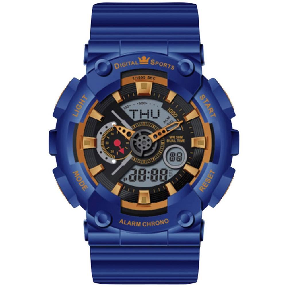 Ručni sat 44515/07 plava materijal kućišta=plastika materijal (remen)=plastika