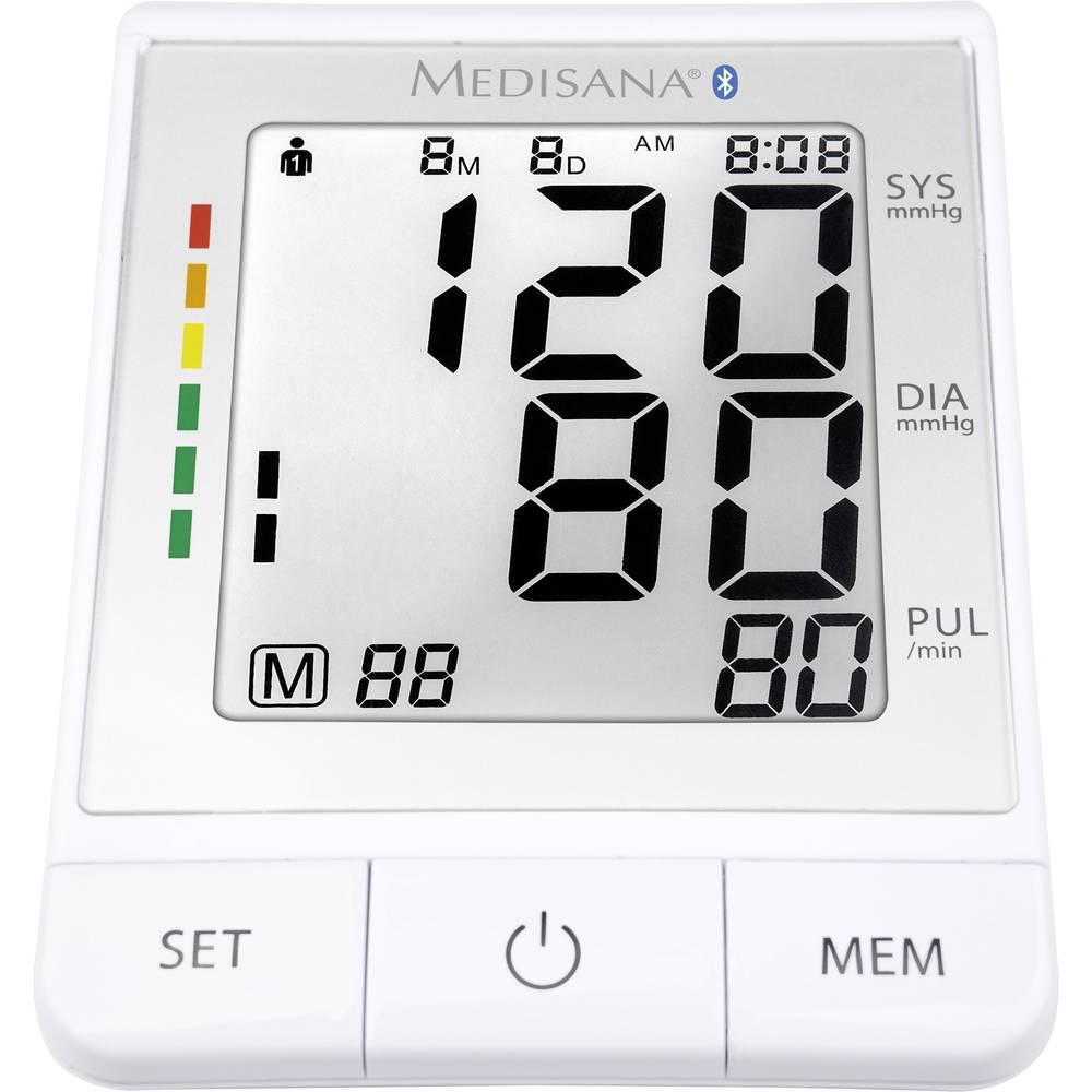 Uređaj za mjerenje krvnog tlaka za nadlakticu Medisana BU 530 51174