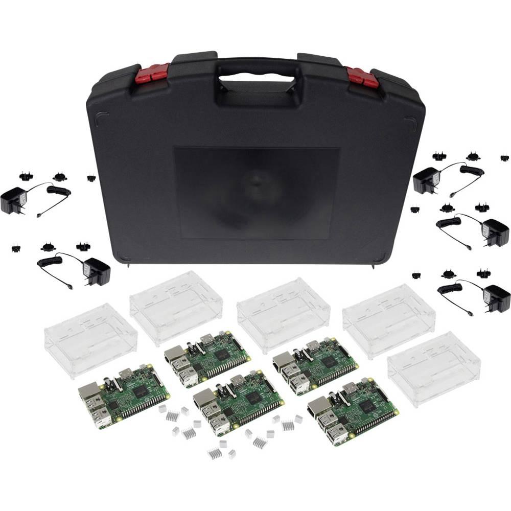 Raspberry Pi® prikazni modul črne barve RB-LCD20x4 Raspberry Pi® A, B, B+, Raspberry Pi®
