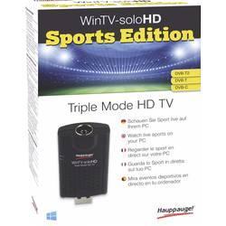 TV-ključ Hauppauge WinTV-soloHD Sports Edition z DVB-T anteno, snemalna funkcija število tunerjev: 1
