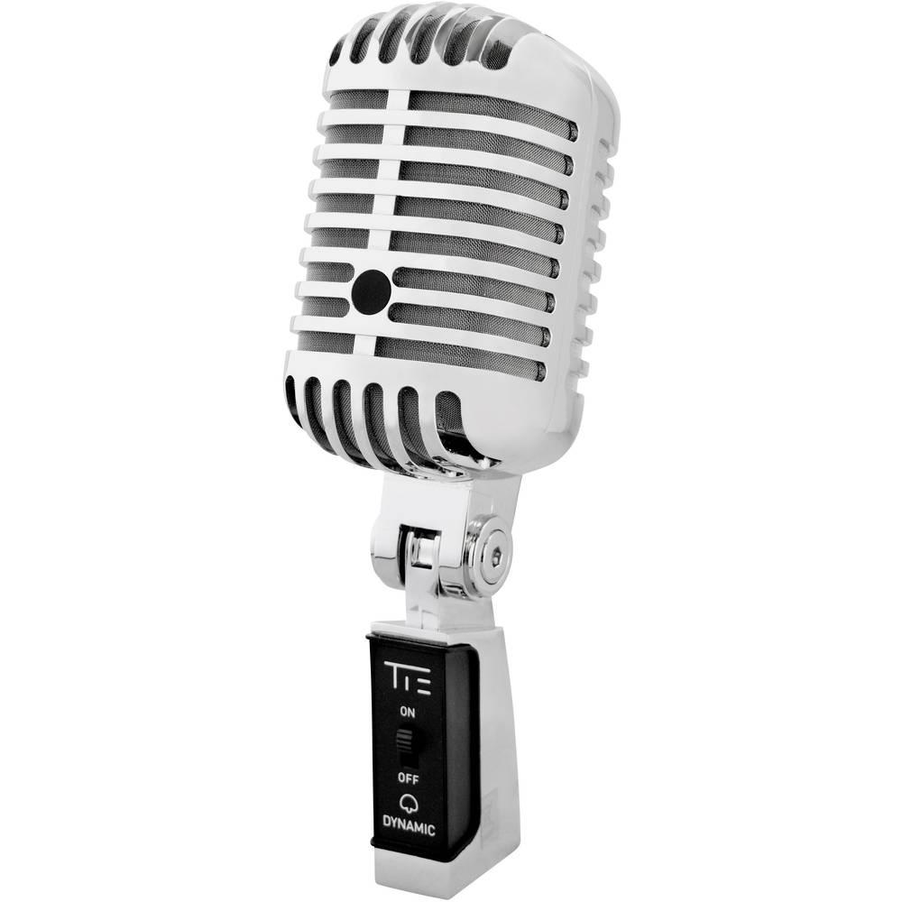 Pjevački mikrofon Tie Studio način prijenosa: kabel metalno kučište