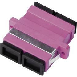 Sklopka za optična vlakna Digitus DN-96018-1 roza barve