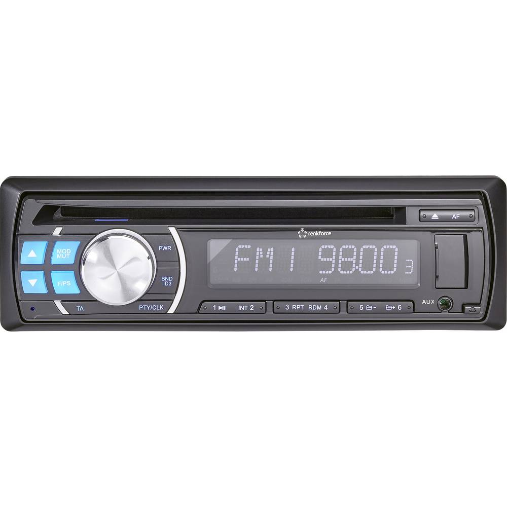 Autoradio Renkforce RUCD-1804