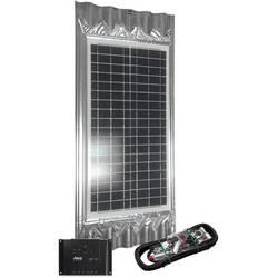 Solarni komplet Sun Wave 50 Kit Phaesun 380110 50 Wp vklj. Regulator polnjenja, priključni kabel