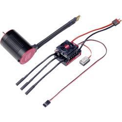 Bilmodel brushless-motorsæt 1:10 Reely Onroad Combo Vindinger (turns): 8