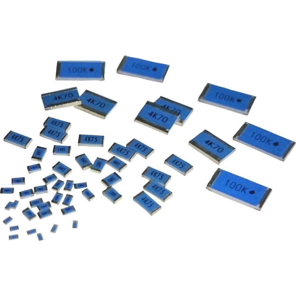 Debeloplastni upor 10 k SMD 0603 0.1 W 1 % 50 ppm Microtech CDF-S060310k150 1 kos