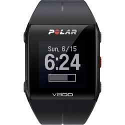 GPS sportski sat V800 BLK Polar Bluetooth crna