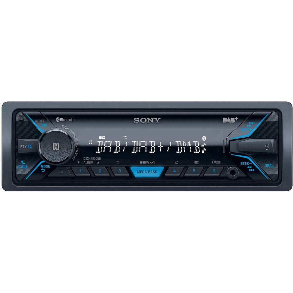 Avto radio Sony DSX-A500DKITEI