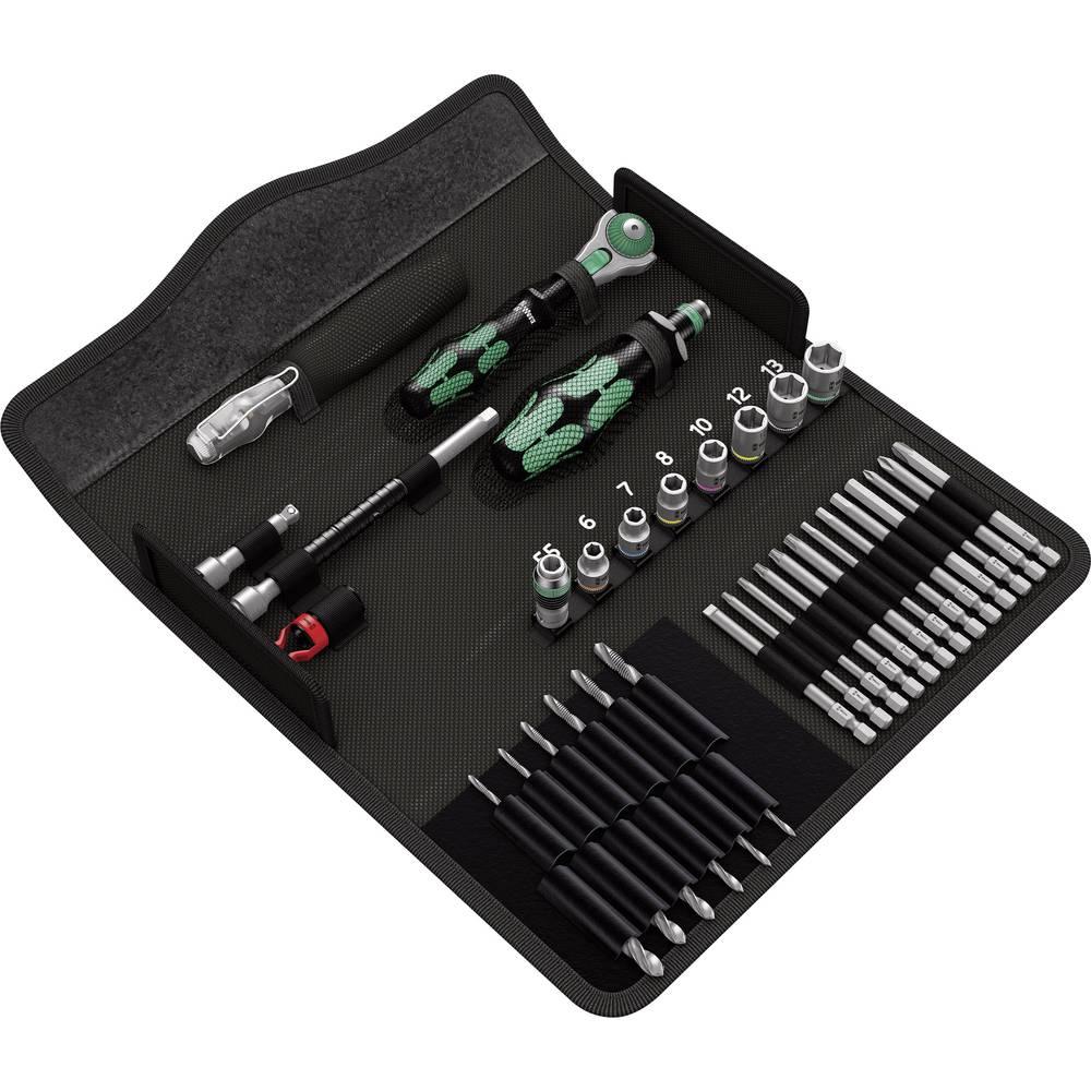 Set alata za kućne majstore 39-dijelni set Wera Kraftform Kompakt M 1 05135928001