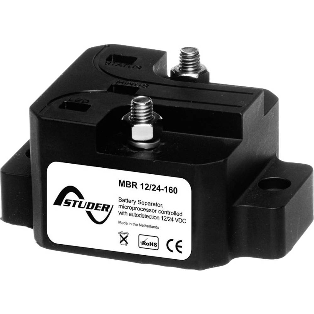 Studer MBR 12/24-160 MBR12/24-160 Ločevalnik baterije