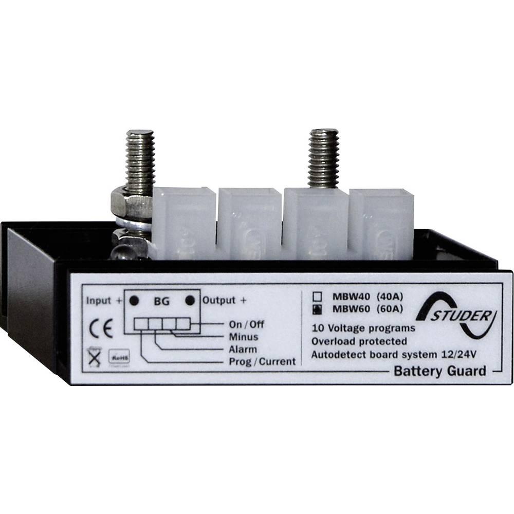 Studer MBW 60 MBW60 Nadzor baterije