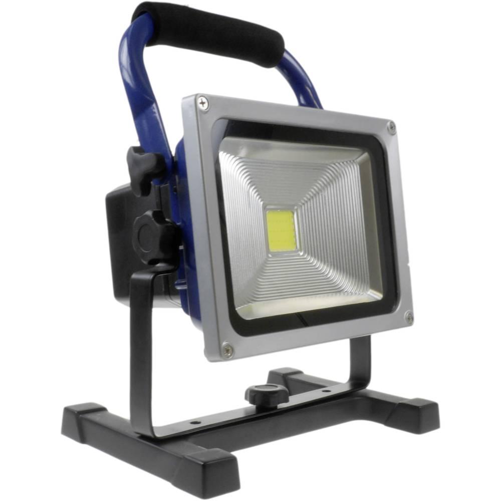 SMD-LED radno svjetlo, baterijsko napajanje XCell Work 20 W 1600 lm 1600 lm > 3.5 h · 800 lm > 6.5 h · 400 lm > 13