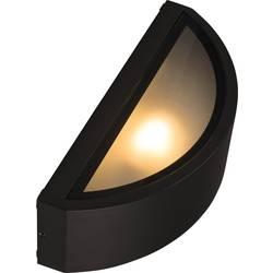 LED vanjska zidna svjetiljka E27 26 W Heitronic Hoja 35279 grafitne boje