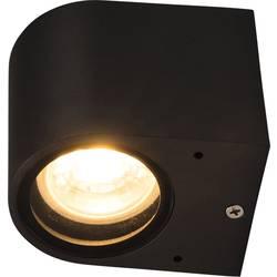 LED vanjska zidna svjetiljka GU10 11 W Heitronic Abajo 35375 grafitne boje