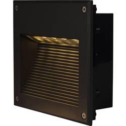 LED vanjska ugradbena svjetiljka 5 W Heitronic Duna 35289 grafitne boje