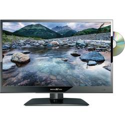 LED-TV 39.6 cm 15.6 Reflexion LDD1616 EEK A DVB-T2, DVB-C, DVB-S, HD ready, DVD-Player, CI+ crne boje