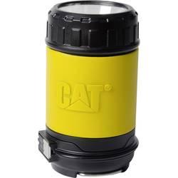 LED laterna za kampiranje CAT akumulatorsko napajanje rumena, črna CT6515