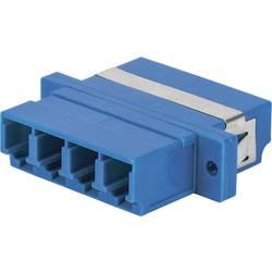 Sklopka za optična vlakna Intellinet 760577 modre barve